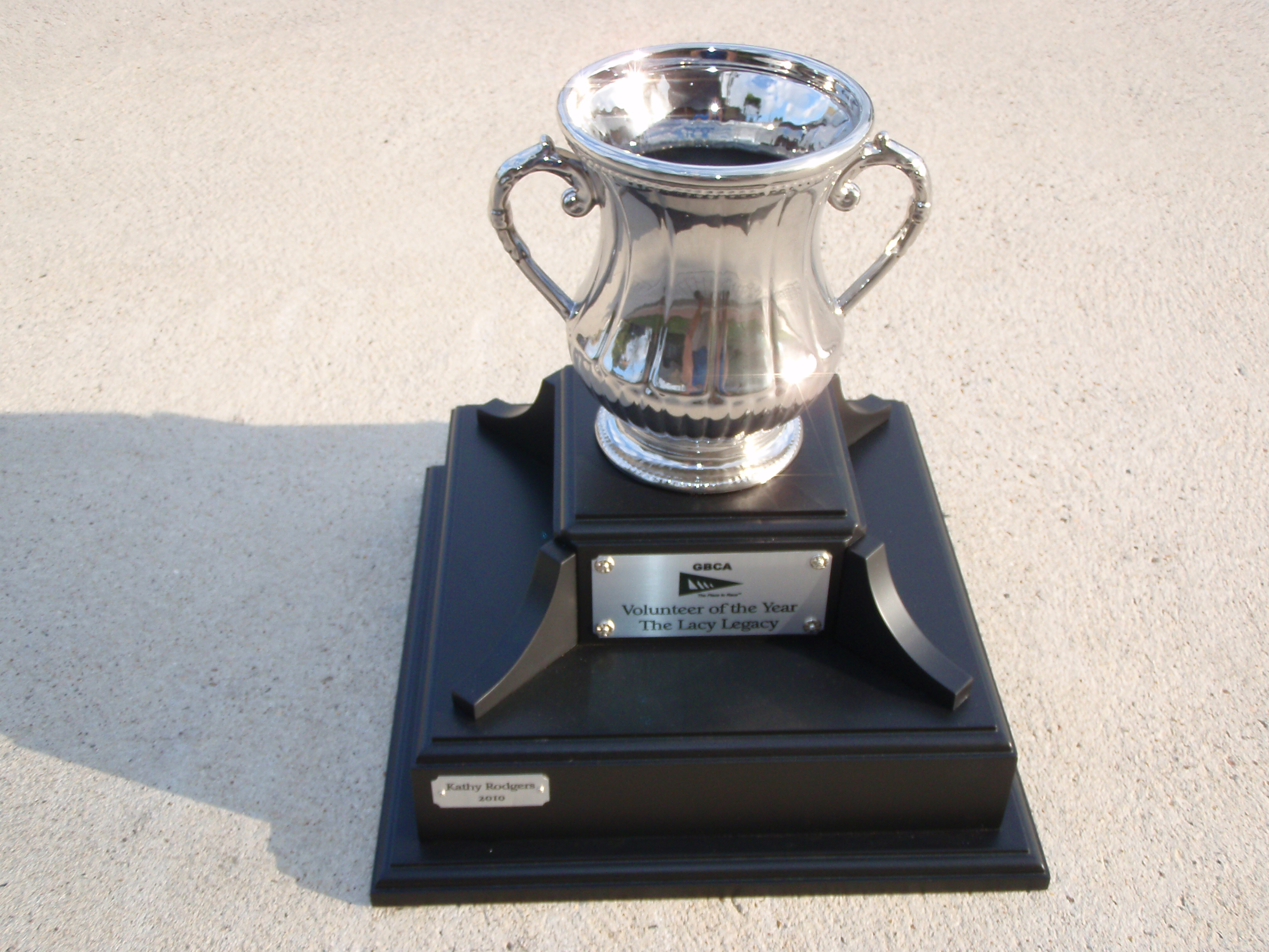 Volunteer Lacy Legacy Trophy