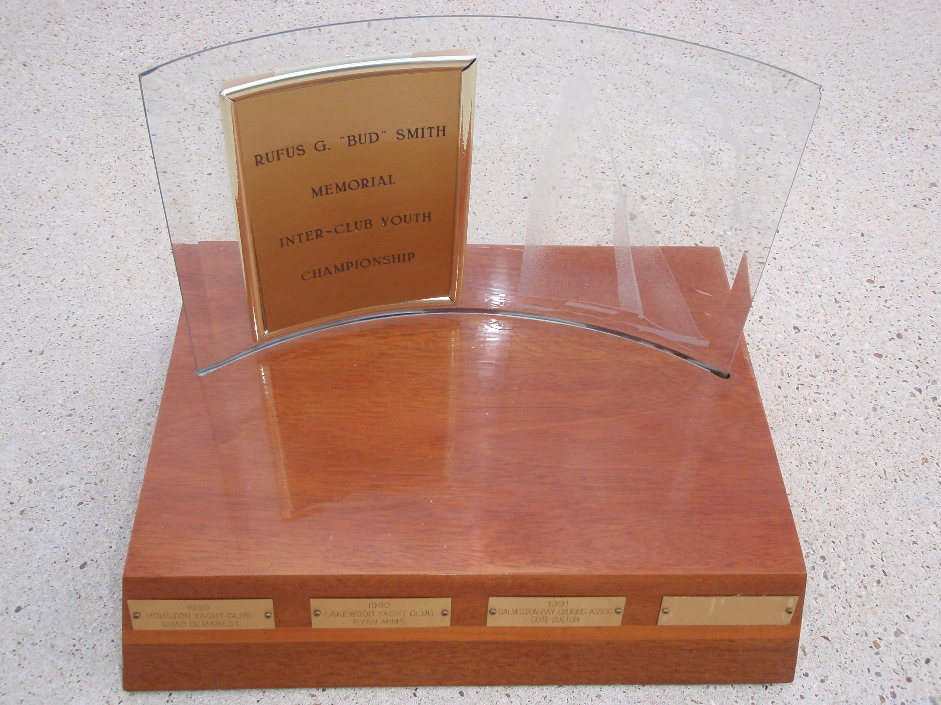Bud Smith Trophy